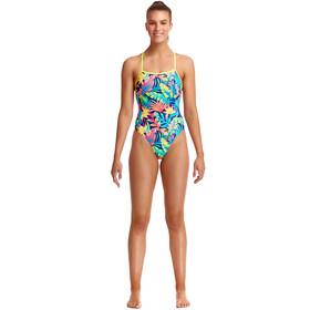 Funkita Plus Strapped In Swimsuit Women, Multicolor